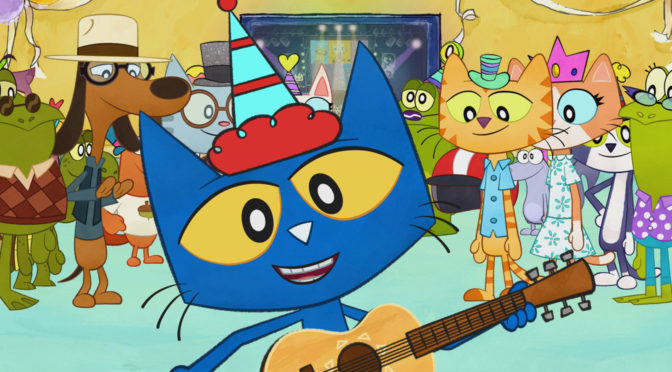 Pete The Cat Giveaway to Celebrate the Season One Global Debut on Amazon Prime Video