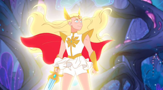 For the Honor of Grayskull!! She-Ra and the Princesses of Power coming to Netflix in November!