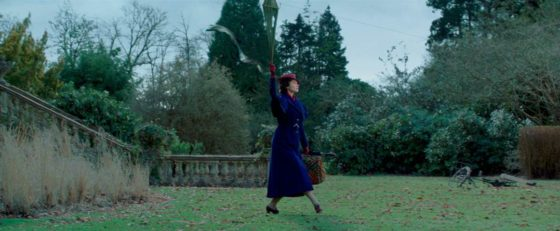 Mary Poppins and Child