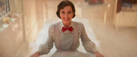 Mary Poppins Returns movie still