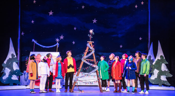 Ticket Giveaway: Charlie Brown Christmas LIVE Coming to the Boch Center Shubert Theatre
