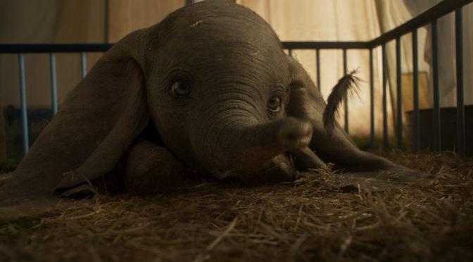 Live-Action Dumbo Trailer and Poster – #Dumbo #DisneyDad #DisneyPartner