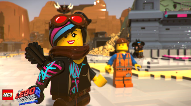 Announcement: The LEGO Movie 2 Videogame is coming to Nintendo Switch, PlayStation 4, Xbox One and PC in 2019