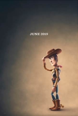 Toy Story 4 Poster - Woody