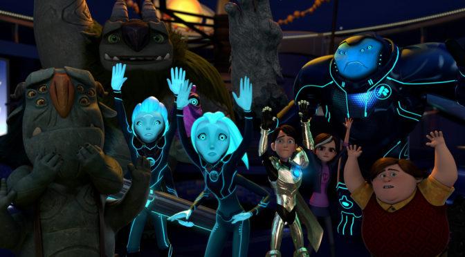 DreamWorks 3Below: Tales of Arcadia Season 1 Trailer Reaction and Breakdown