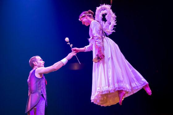 Acrobatic Ladder Costumes Dominique Lemieux 2018 Cirque du Soleil Photo 3