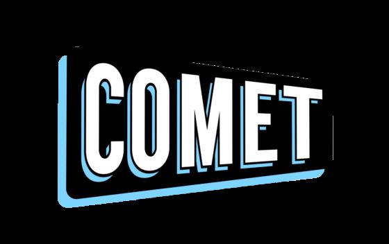 COMET_Blue_Logo