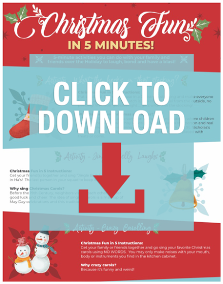 Christmas Fun in 5 Minutes
