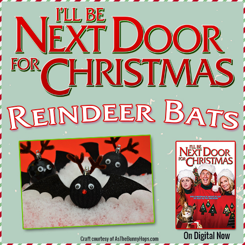 Click to dowloand Reindeer Bats Activity