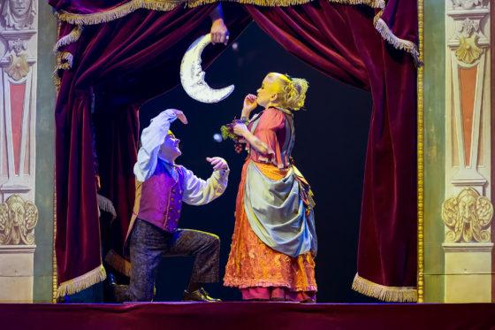 Teatro Intimo Costumes Dominique Lemieux 2018 Cirque du Soleil Photo 1