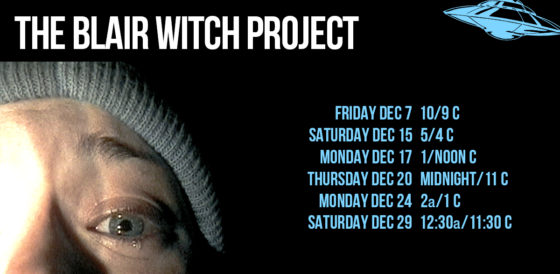 The Blair Witch Project _ COMET Banner