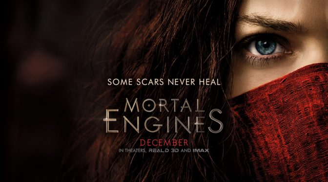 Advanced Screenings in Boston and Hartford for MORTAL ENGINES