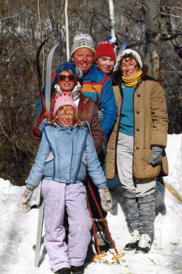 Family Photo 80s