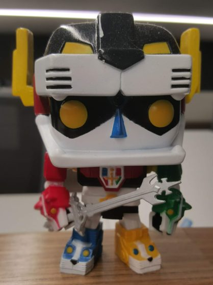In Days of Old - Voltron