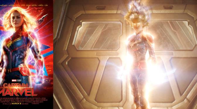 Captain Marvel Character Posters Revealed