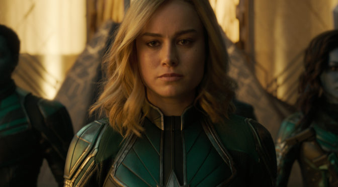 Only Two Months Until Captain Marvel Arrives – Get Tickets Today