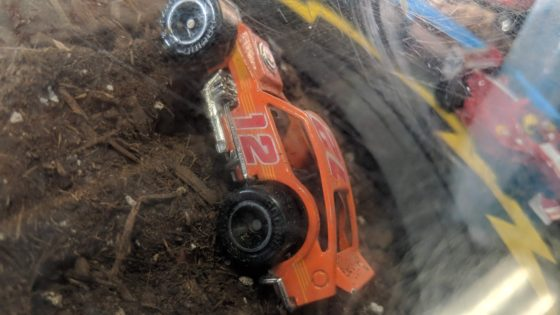 Car in Dirt