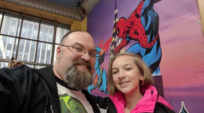 At Midtown Comics