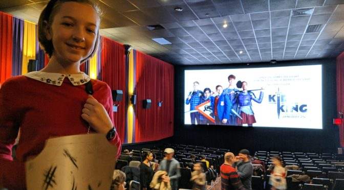 Review: The Kid Who Would Be King – #KidWhoWouldBeKing