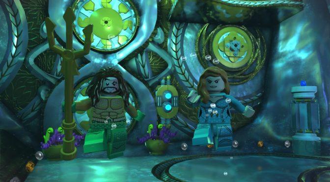 Aquaman Movie Part 2 DLC Pack Content for LEGO DC Super-Villains Release