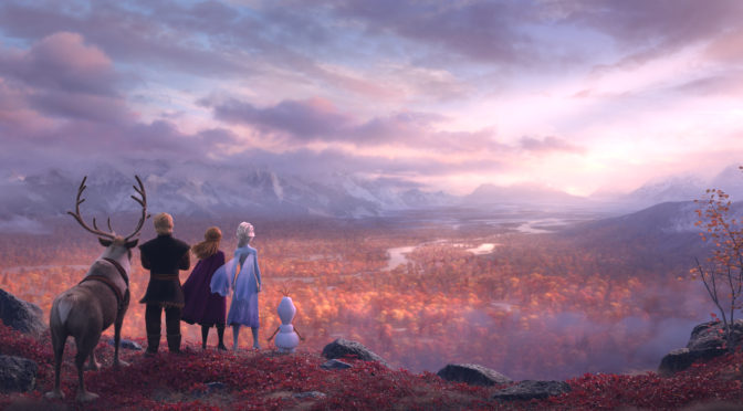 Frozen II Teaser Trailer and Poster – First Look!
