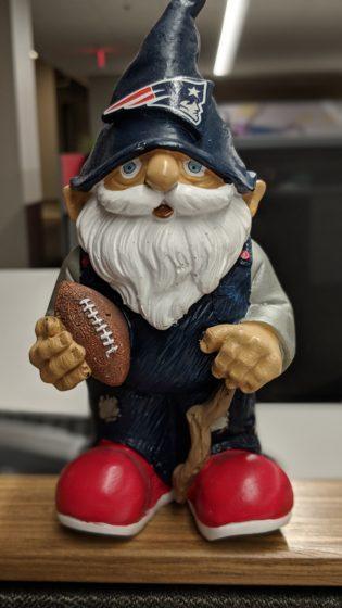Patriots Gnome
