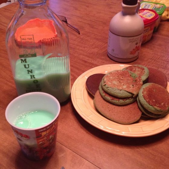 Saint Patricks Breakfast