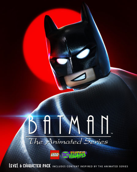 LEGO DC Super-Villains Batman The Animated Series