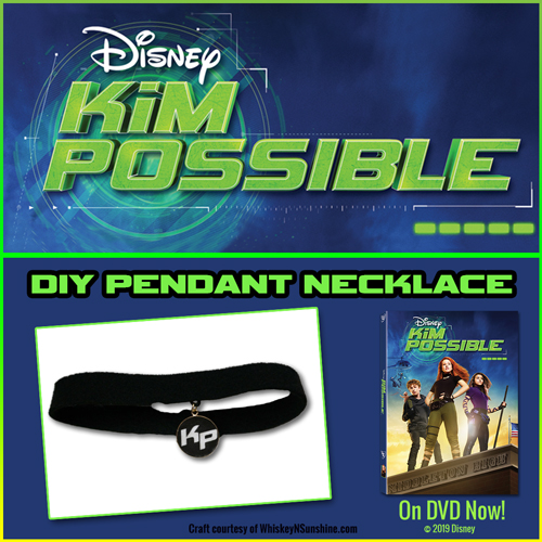 kim Possible Craft