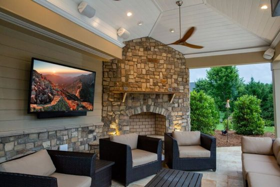 SunBrite Veranda Series Outdoor 4K UHD TVs with HDR