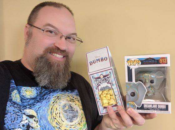 Dumbo Items from Disney