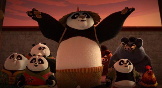 Kung Fu Panda Season 2