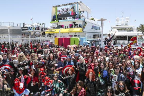 IMDboat Celebrity Portraits At San Diego Comic-Con 2019