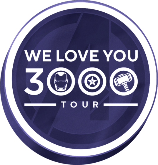 We Love You 3000 Tour