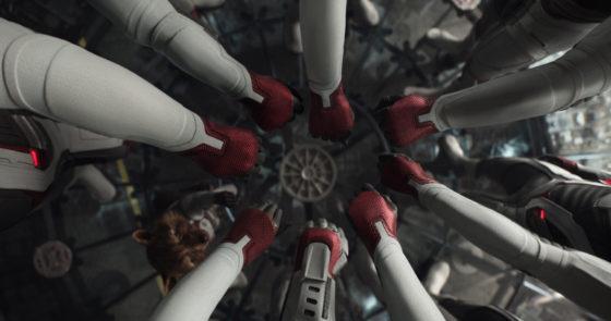 All In Avengers
