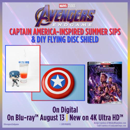 Captain America DIY