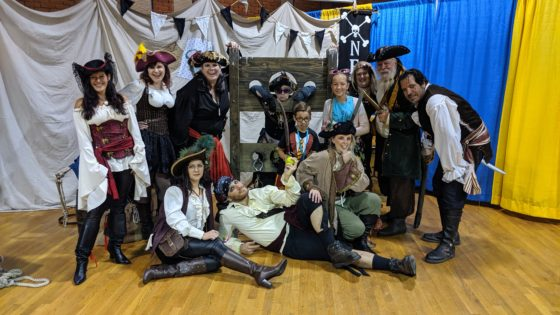 The New England Brethren of Pirates