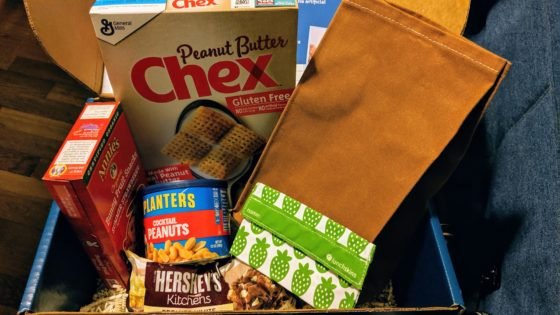 Some Chex Samples