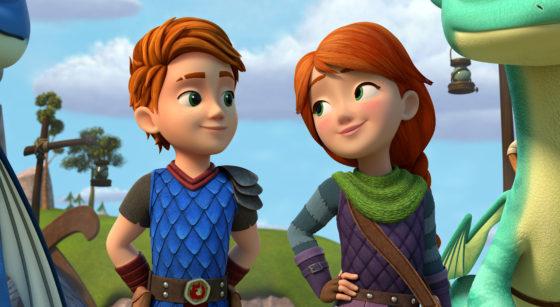 Dak and Leyla