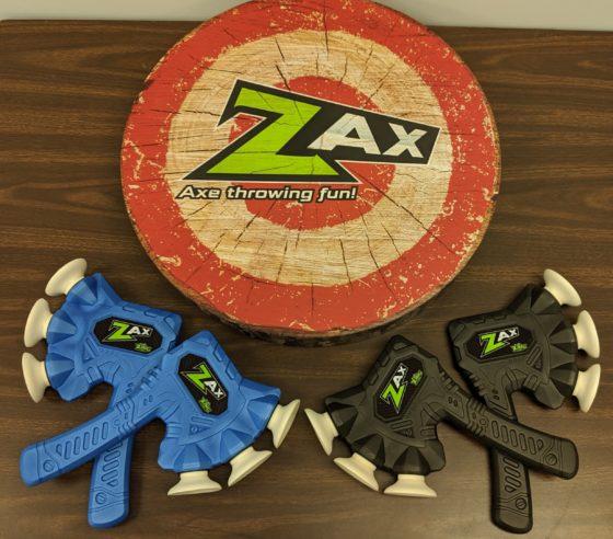 Z-Ax Blogger activation