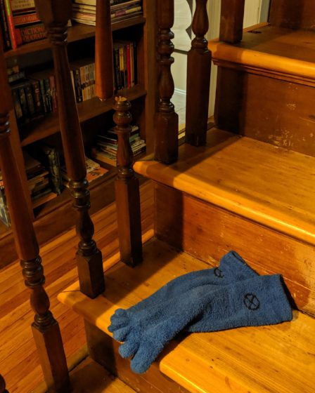 Socks and Bannister
