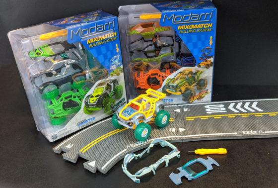 Modarri Turbo Monster Trucks