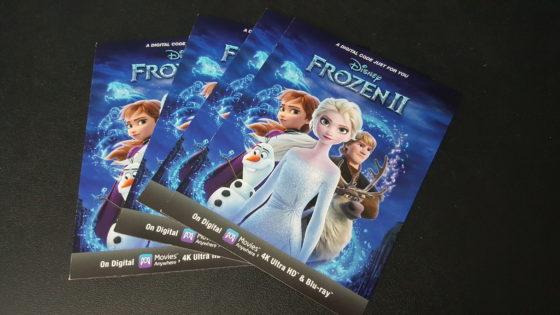 Frozen II Giveaway